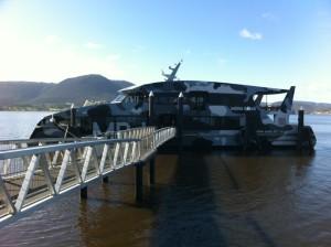 The Mona ferry